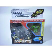 Transformers Bot Shots Nemesis Prime Megatron Acid Storm New