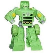 Hasbro, Transformers Rescue Bots Boulder, Nueva Linea 2015