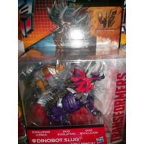 Slug Deluxe Evolution Two Pack Transformers Age Extinction