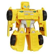 Héroes Playskool Transformers Rescue Bots Bumblebee Figura