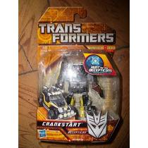 Crankstart Scout Transformers Revenge Of The Fallen Dotm