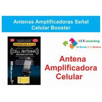 Antena Booster Amplificador De Señal Celular Gsm 3g