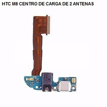 Centro De Carga Celular Android Htc M8 Nueva De Doble Antena