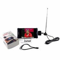 Sintonizador Tv Tabletas Hd Celular Smartphone Micro Usb V8