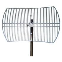 Antena Parabólica Exterior 30db Rejilla Tp-link Tl-ant5830b
