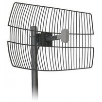 Antena Parabólica De Rejilla Para 2.4ghz De 15dbi. N Hembra