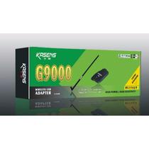Antena Wifi Kasens G9000 6000 Mw 18 Dbi Beini Incluido