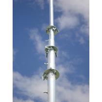 Mastil Telescopico 12mts Para Antenas
