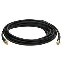 10 Metros Cable Blindado Antena Wi-fi Baja Perdida Rp Sma