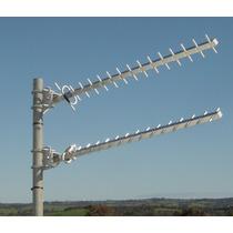 Antena Yagi Gsm Rural P Telefono Fijo Tip Nueva Señal Telcel
