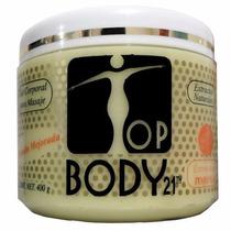 Gel Corporal Top Body 21th (400g) Control Celulitis/ Estria