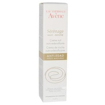 Avene Crema Serenage Noche, Revitaliza Y Reafirma 40ml