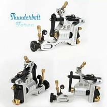 Maquina Para Tatuar Thunderbolt Rotativa Motor Suizo