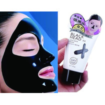 Mascarilla Negra Anti Puntos Negros Acne Charcoal Black Head