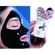 Mascarilla Negra Anti Puntos Negros Acne Charcoal Black Head