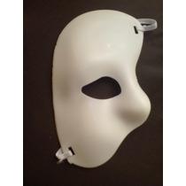 5 Antifaz,tipo Mascara Fantasma De Opera,halloween,batucada.