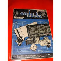 Revista Transmisiones Antigua De Los 50s, De Electronica Rad