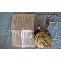 Maquina De Reloj De Pendulo Nueva Hermle Original Alemana