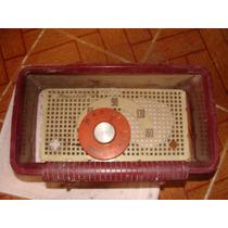 Antigua Carcasa De Radio Como Se Ve En La Foto