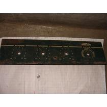 Antigua Caratula De Amplificador Radson