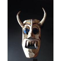 Máscara Tallada Antigua Envío Gratis
