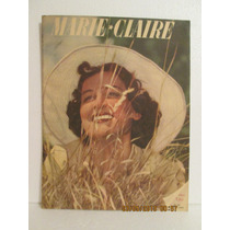 Antigua Revista Marie Claire Joya Retro De 1937 / France