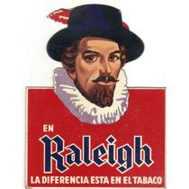 Antiguo Anuncio Tienda Raleigh Años 1950 ´s Muy Raro - Hm4