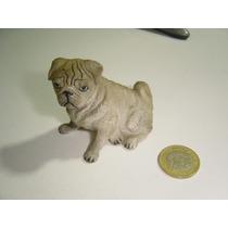 Antiguo Perro Perrito Pequeño De Vinil Raza Año 1988