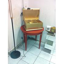 Preciosa Caja Madera De Caoba Para Cafe Y Te Daa