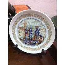 Plato De Porcelana Limoges