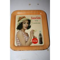 Charola Coca Cola 1962