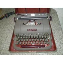 Maquina De Escribir Antigua En Perfectas Condiciones