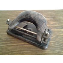 Perforadora Antigua Alemana