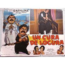 Vintage Y Antiguo Poster De Capulina Años 60s