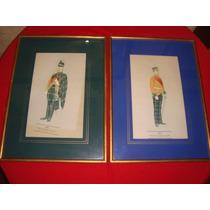 Dibujos De Uniformes Militares De P.h. Smitherman