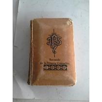 Libro Religioso 1a Comunion 1906, Hermoso Coleccionable!