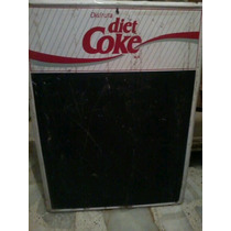Coca Cola Antiguo Anuncio Diet Coke Raro Lamina