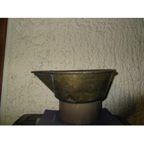 Antiguo Plato Cucharon Para Balanza Fabricado En Bronce
