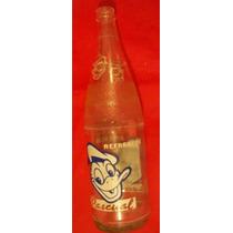 Botella O Envase Refresco Pascual Familiar Años 1970 ´s Hm4