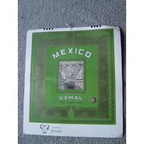 Calendario 1969 México Uxmal Una Ciudad Maya