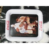 Antigua Charola Coca Cola
