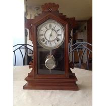 Antiguo Reloj Waterbury 1883
