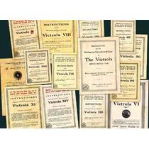 Manuales Y Documentos Para Fonografos