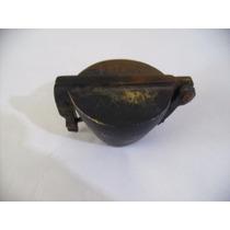 Antiguo Juego De Pesas Coloniales En Bronce