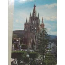 Parroquia De San Miguel De Allende, Gto Tarjeta Postal Mexic