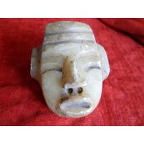 Mascara De Alabastro Antigua