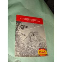 Antiguo Folleto Kodak, Catalogode Productos Para
