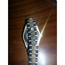 Rolex Datejust Oyster Perpetual Dama Y Reloj Mido Commander