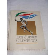 Libro Nestle , Los Juegos Olimpicos , Año 1967 , 113 Paginas