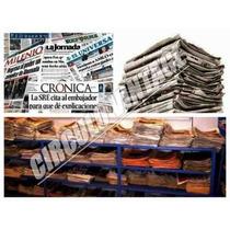 Periodico Antiguo Diarios Sintesis Informativa Vintage90s